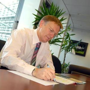 Commissioner Potocnik